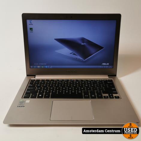 Asus RX303L Laptop | i3 4GB 128GB SSD | I Incl. garantie