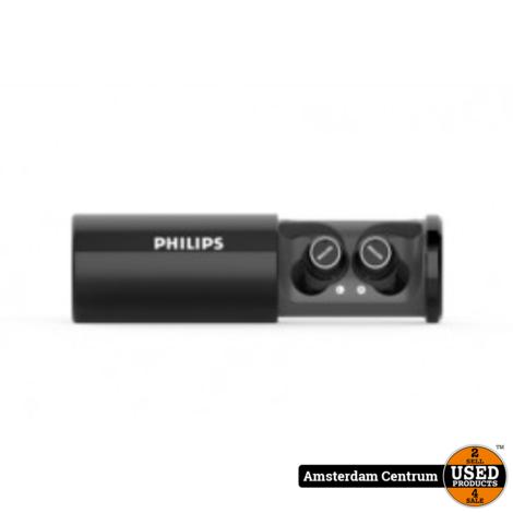 Philips TPV ST 702 BK (Zwart) Bluetooth oordopjes #4 | Nieuw