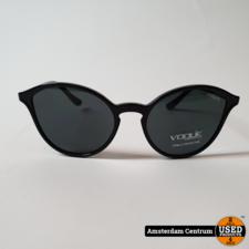Vogue VO5255S Zwart/Black Dames zonnebril | Nieuw