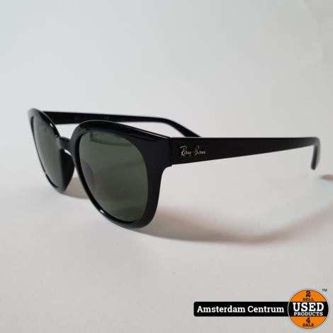 Ray-Ban RB4324 Zwart/Black | Nieuw
