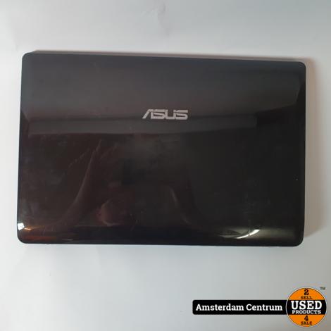 Asus K52J Laptop | i3 4GB 320GB HDD | incl. Lader en Garantie