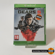 Xbox One Game : Gears 5 | Nieuw in seal