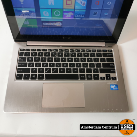 Asus X202E-CT001H Laptop 320GB HDD | incl. Lader en Garantie