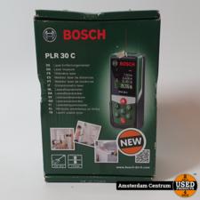 Bosch PLR 30 C Laserafstandsmeter | Nieuw in Doos