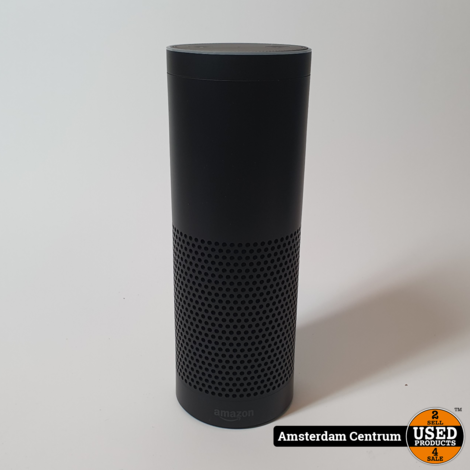 Amazon Echo Plus Smart Speaker Zwart | ZGAN