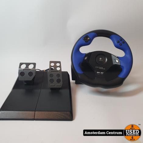Logitech Driving Force E-UC2 Playstation 3 Racestuur | Incl. garantie