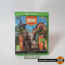 Xbox One Game: Zoo Tycoon