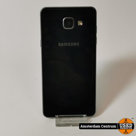 Samsung Galaxy A5 2016 16GB Black | Incl. lader en garantie