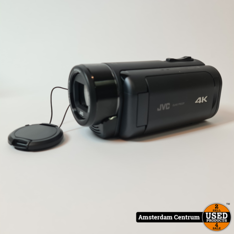 JVC GZ-RY980HE 4K QUADPROOF Camcorder | Nette Staat