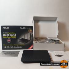 Asus RT-N66W Wireless-N900 Router #2 | Nette Staat in Doos