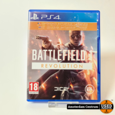 Playstation 4 game: Battlefield 1 Revolution