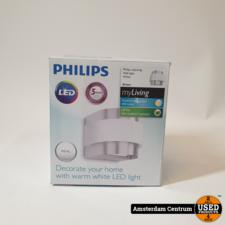Philips Myliving Drava Muurlamp | Nieuw in doos