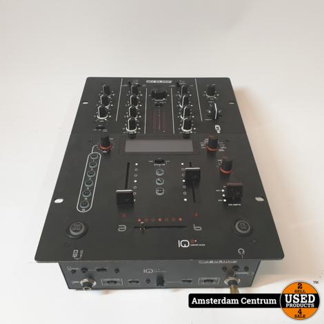 Reloop IQ 2+ USB/DSP Mixer | Incl. garantie