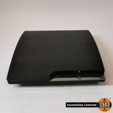 Sony Playstation 3 Slim 120GB Zwart/Black | Incl. controller en garantie