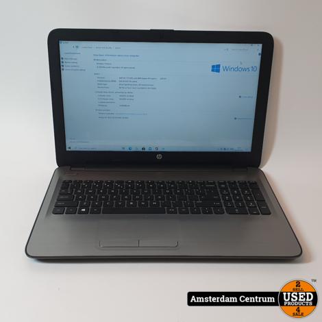 HP 15-ba011ND 8GB RAM 300GB HDD   incl. lader en garantie
