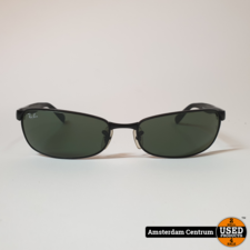 Ray-Ban RB3255 006 Gunmetal   In nette staat