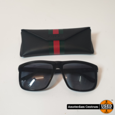 Gucci GG 1075/s Heren Zonnebril | Incl. hoes
