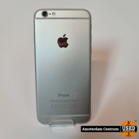 iPhone 6 64GB Silver | In nette staat