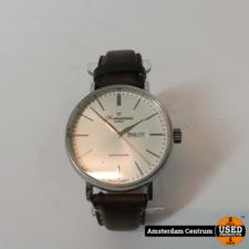 Fromanteel Fromanteel Amsterdam Saphire Crystal Heren Horloge | Incl. garantie