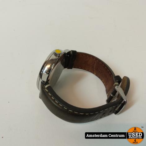 Fromanteel Amsterdam Saphire Crystal Heren Horloge | Incl. garantie