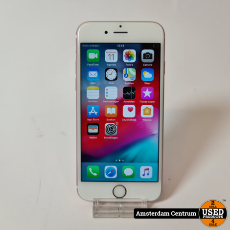 iPhone 6s 64GB Rose Gold | Incl. garantie #2