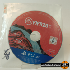 Playstation 4 Game: Fifa 20 | Excl. Hoes