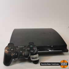 Sony Playstation 3 Slim 320GB | Incl. 1 controller