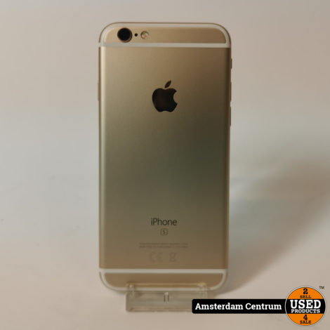 iPhone 6S 128GB Gold | Nette staat