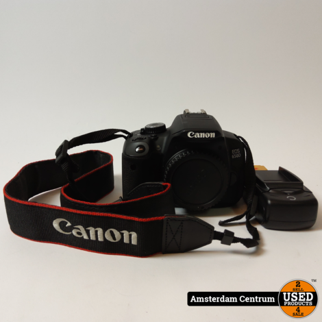 Canon EOS 650D Body | In nette staat