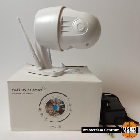360Eye S EC76-U15 Beveiligingscamera | in nette staat
