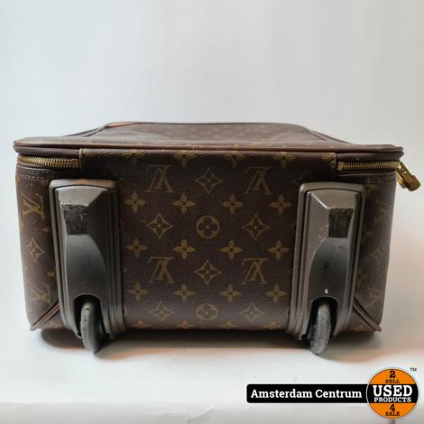 Louis Vuitton PEGASE LEGERE 55 Vintage 2001 | In nette staat incl. bon