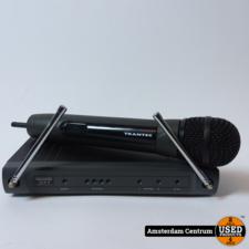Trantec S4.4 Microfoon + Receiver Set | Incl. garantie