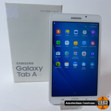 samsung Samsung Galaxy Tab A 2016 7.0 8GB WiFi Wit/White | In nette staat