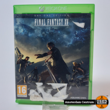 Xbox One Game: Final Fantasy XV