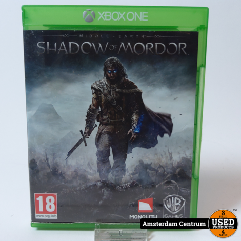 Xbox One Game: Shadow of Mordor
