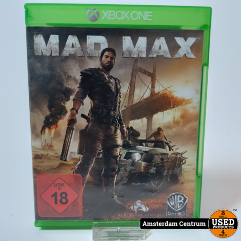 Xbox One Game: Mad Max