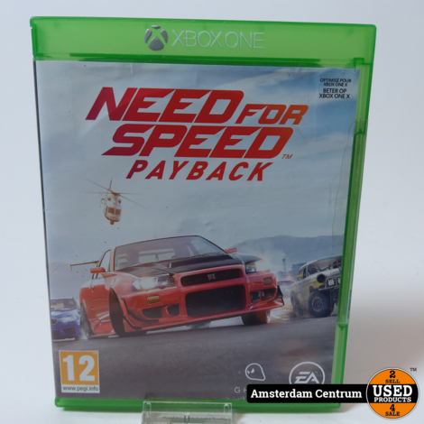 Xbox One Game: Need For Speed Payback