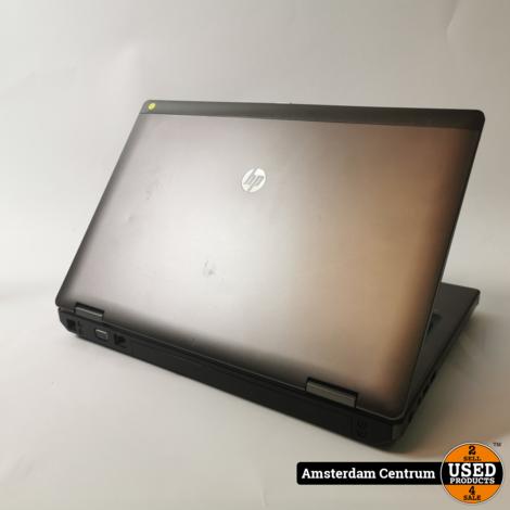 HP ProBook 6460b Laptop 500GB | incl. Lader en Garantie