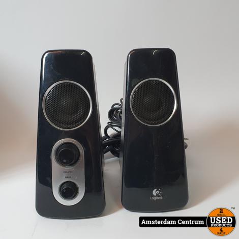 Logitech Z523 2.1 Speakerset   incl. Garantie