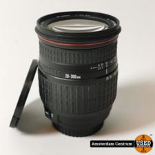 Sigma Sigma 28-30mm 1:3.5-6.3 DL Hyperzoom Objectief voor Canon | Nette staat