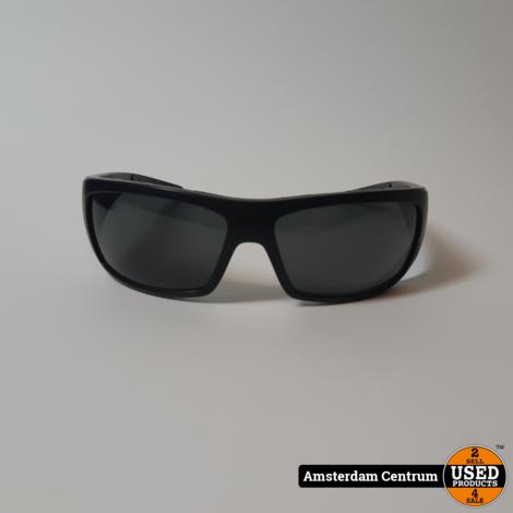 Prada PS 01LS (1BO1A1) Zonnebril Zwart/Black | Nette staat