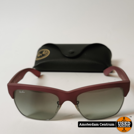 Ray-Ban RB4186 Heren Zonnebril | Incl. koker