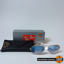 Ray-ban Ray-Ban RB3025 001/3F Zonnebril Unisex | Nieuw in hoes #2