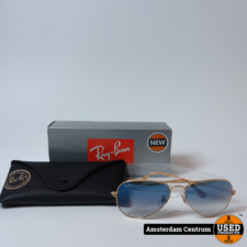 Ray-ban Ray-Ban RB3025 001/3F Unisex Zonnebril   Nieuw in hoes #1