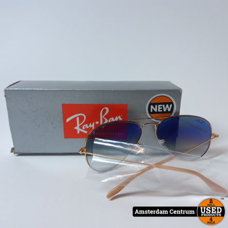 Ray-Ban RB3025 001/3F Unisex Zonnebril   Nieuw in hoes #1