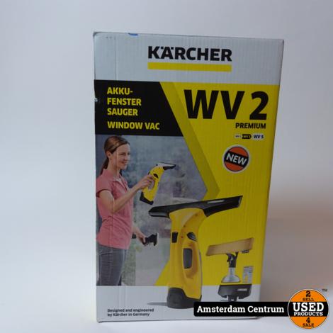Kärcher WV 2 Premium - Ruitenreiniger | Nieuw in Doos