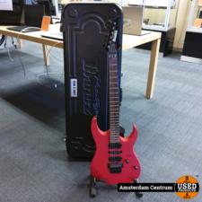 Ibanez Prestige Team J. Craft Elektrische gitaar rood | Nette Staat