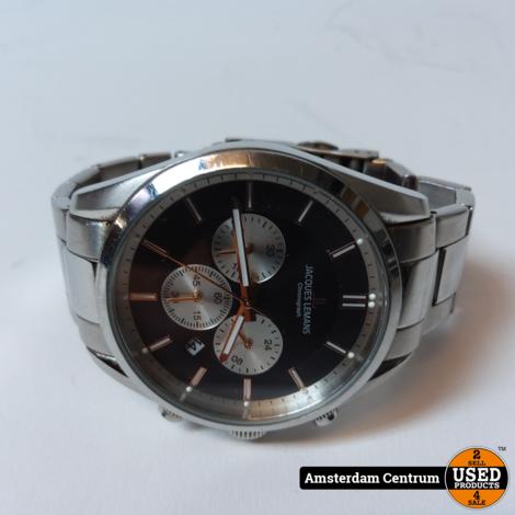 Jacques Lemans 42.6 JL.BX Herenhorloge   Incl. garantie