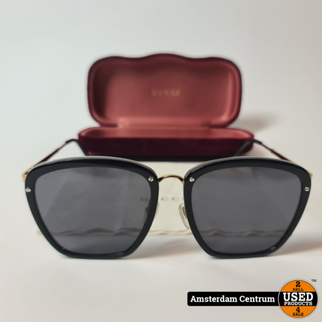 Gucci GG0673S C01 Dames Zonnebril | In nette staat