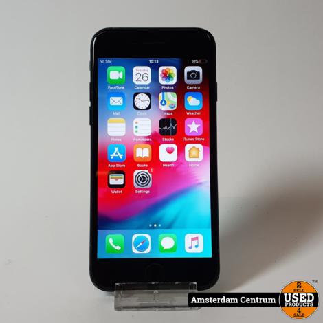 iPhone 7 32GB Black/Zwart | Incl, Lader en garantie